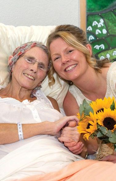 Hospice care and support, for good days, difficult days and last days Who we are The Worcestershire Hospices are St Richard s, KEMP and Primrose.