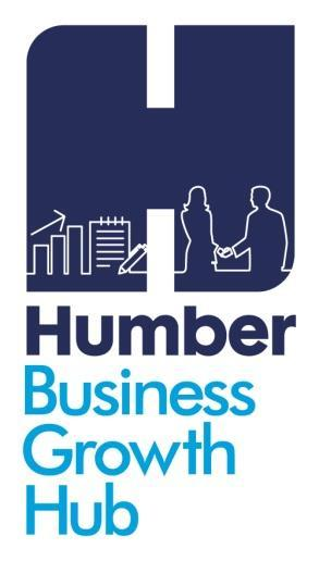 Other Programmes Humber Business Growth Hub Project Sponsor: Humber Local Enterprise Partnership Geographic Coverage: Humber wide The Growth Hub, part of the Humber Local Enterprise Partnership
