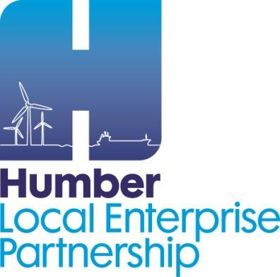 Business Loan Fund Project Sponsor: Humber Local Enterprise Partnership with Hull City Council Growing Places Investment: 8.