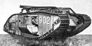 Tanks Could drive over barbed wire and crush it Steer up steep embankments and