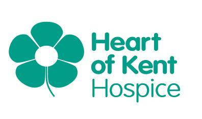 JOB DESCRIPTION SPECIALTY GRADE Hospice Fixed Term initially 6 months The Heart of Kent Hospice is an independent hospice, which opened its services in West Kent in 1990 and provides a full range of