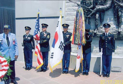 Thanks! As we have noted in past issues, there is no shortage of thanks extended from Koreans to the veterans who fought for their country s freedom over fifty years ago. Here are more results.