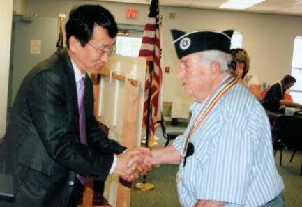 We are an active and good looking group of Korean veterans, and we look forward to many more years of serving our Mahoning