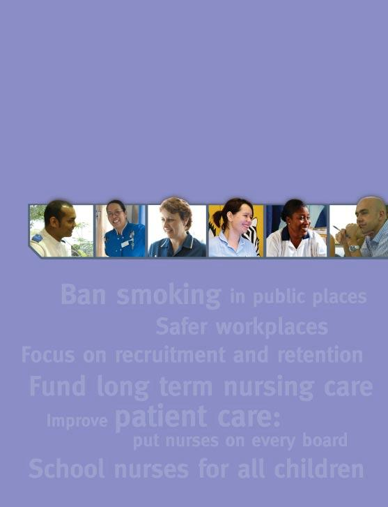 Health priorities for the next UK government a manifesto from the
