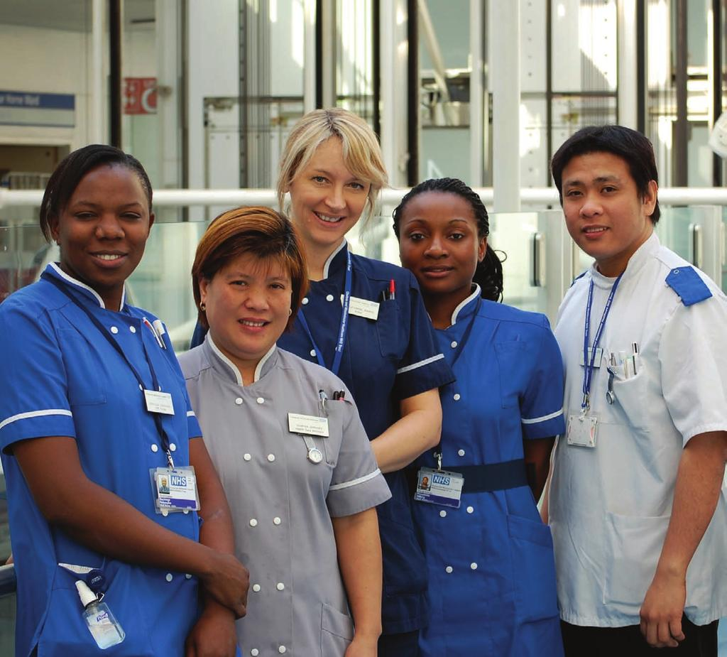 Excellence in care Nursing &