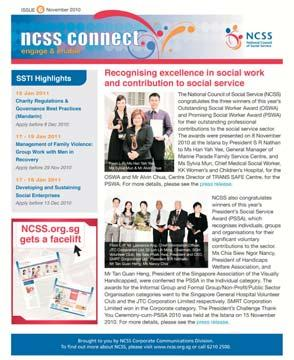 NCSS ANNUAL REPORT