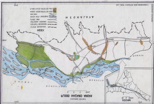 Goalpara district River System Administrative setup: The district at present comprises of 5 Revenue Circles (viz Rongjuli, ), 8 Development Blocks (viz.