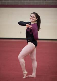 Erin Craig All-Around, 5-4, Sophomore Weymouth, Mass.