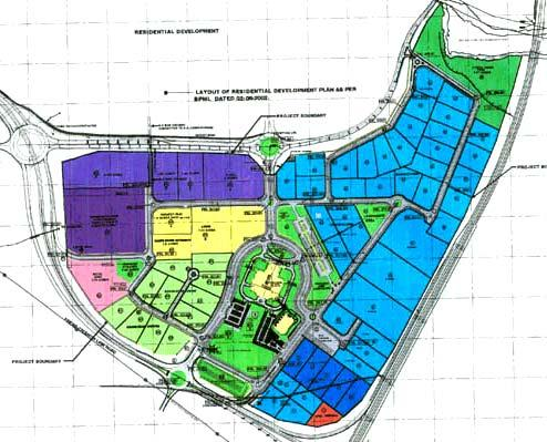 Ebene Cyber City-Mauritius 172 Acre Knowledge Park with 7 Functional Zones State of the Art