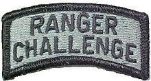 Ranger Challenge Competition: Many in the 49er BN never saw the Ranger Company as they gave up 3 hours out of their day to prepare for the event