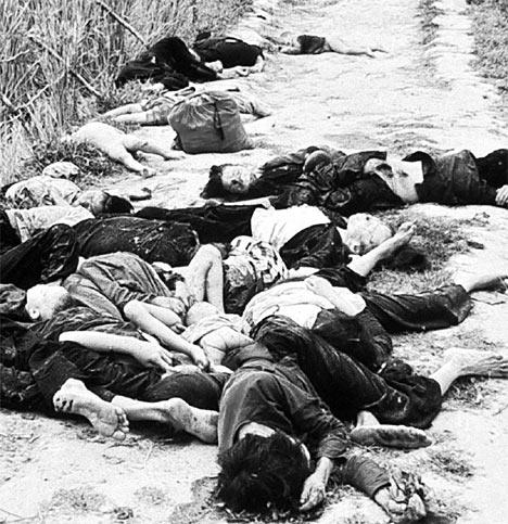7. MY LAI MASSACRE 1968 Charlie Company had suffered several casualties at the hands of the Vietcong