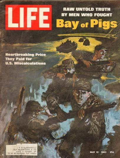 THE BAY OF PIGS INVASION Fidel Castro came to power in Cuba in 1959 and the country