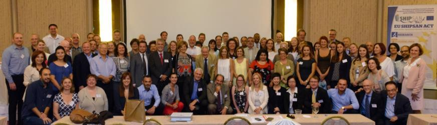 October 2014 Final Conference & 2 nd General Assembly