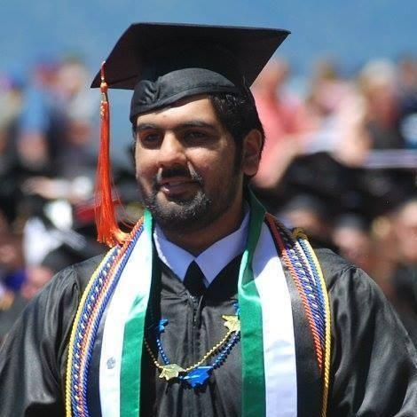قصص نجاح Success Story Mohamed Alhosani Mohamed Alhosani graduated from Oregon Tech in June 2017 with a degree in Renewable Energy- Electrical Engineering and minored in Applied Mathematics.