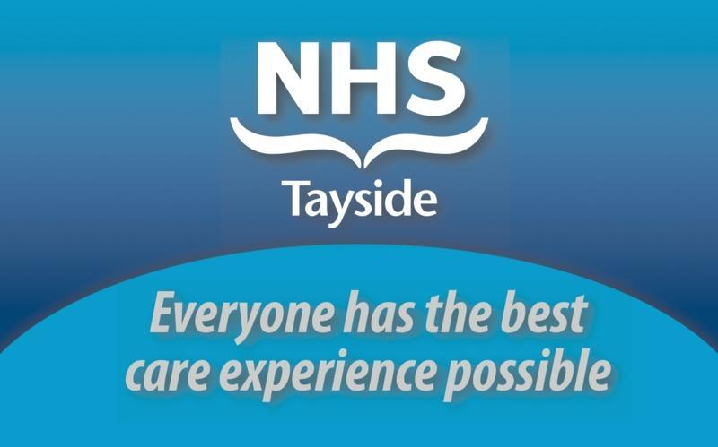 NHS TAYSIDE VISION, AIM AND VALUE Our