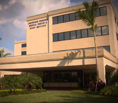 Named a top performer by the Joint Commission, Lawnwood Regional Medical Center and Heart Institute is located in the City of Fort Pierce, only 2.8 miles from the King Plant site.
