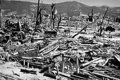 The bombing of Hiroshima took place on August 6, 1945. The U.