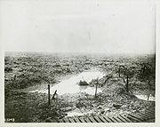 Passchendaele on November 6, 1917.