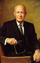 The Cold War in the 1950s: U.S. Dwight Eisenhower takes over from Truman in 1953. Democrats charged Republicans for missile gap Eisenhower responded.