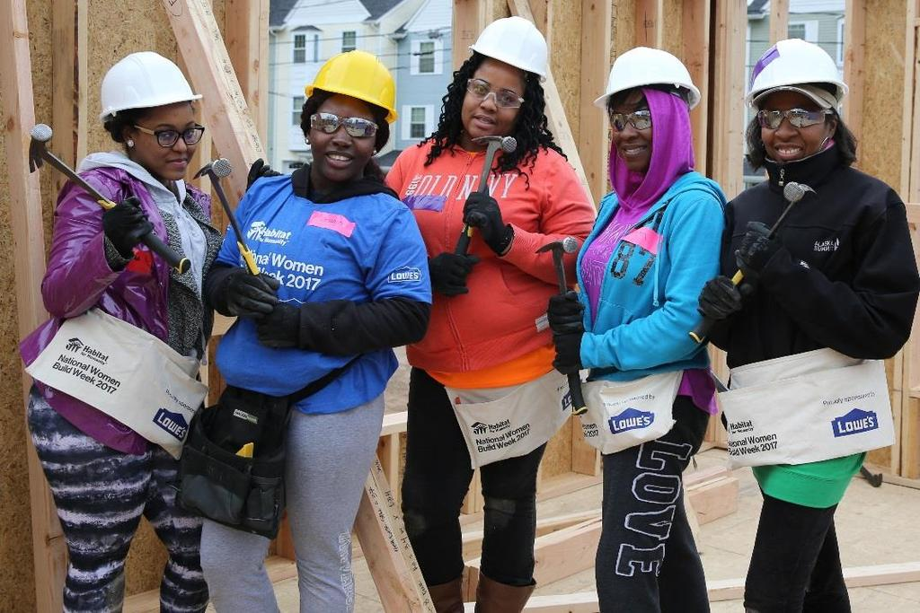 Team Recruitment Ideas Get your team passionate about Habitat s mission and get them pumped to spend the day working in construction!