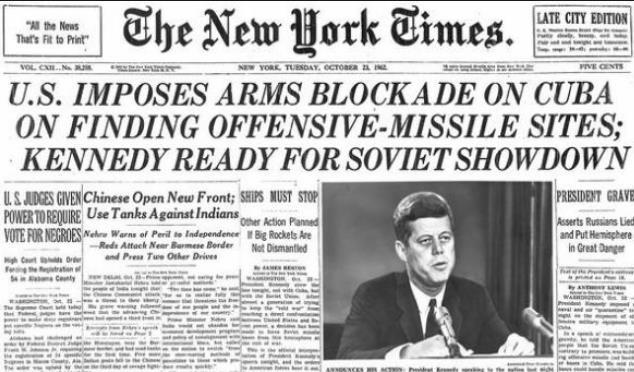 CUBA MISSILE CRISIS 1962 VIDEO: HTTPS://SAFESHARE.TV/X/P7YKJXQT_0Y THIS IS HOW SERIOUS IT WAS: HTTP://WWW.DISCOVERY.