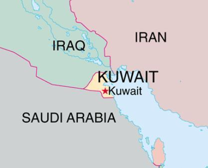 GULF WAR I 1991 VIDEO: HTTP://WWW.HISTORY.COM/TOPICS/PERSIAN -GULF- WAR/VIDEOS/GEORGE -HW-BUSH-ANNOUNCES-START-OF-PERSIAN-GULF-WAR (FIRST MINUTE) Why did the U.S. become involved? The U.S. became involved due to trade concerns and oil resources in Kuwait and Saudi Arabia.