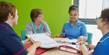 Building on the information previously available to us to achieve the best end of life care, we will include the 6 C s.