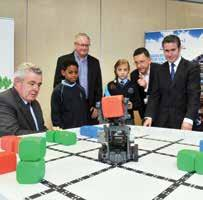 An introduction to VEX Robotics The VEX Robotics Competition is a worldwide programme organised by the Robotics Education & Competition Foundation (RECF), a US-based non-profit with a mission of