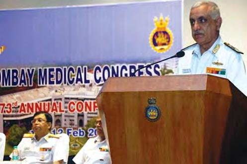 The 73 rd Annual Conference of the Bombay Medical Congress was held on 11 and 12 Feb17