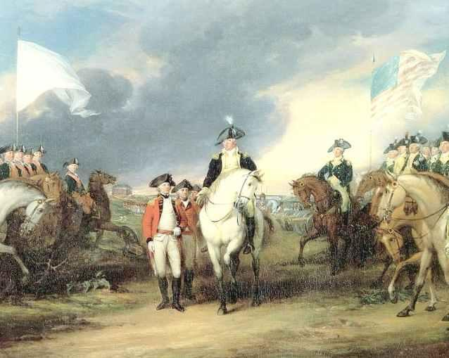 After an American victory at Saratoga in 1777, France, Spain, and the Netherlands entered the war against Great Britain.