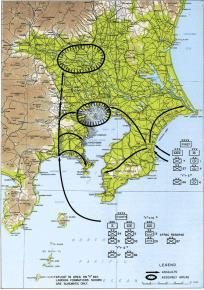 Suribachi, Iwo Jima Plan to Invade Japan US planned to invade Japan with eleven Army and Marine divisions