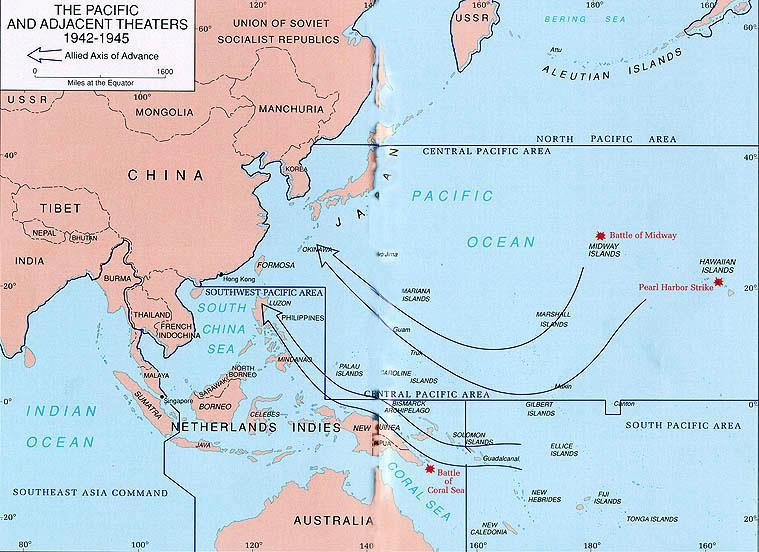 Japanese Protect against a renewed threat against Australia Admiral Ernest King New Tactic: Became the model for Pacific commanders throughout the rest of the war don t move to ;
