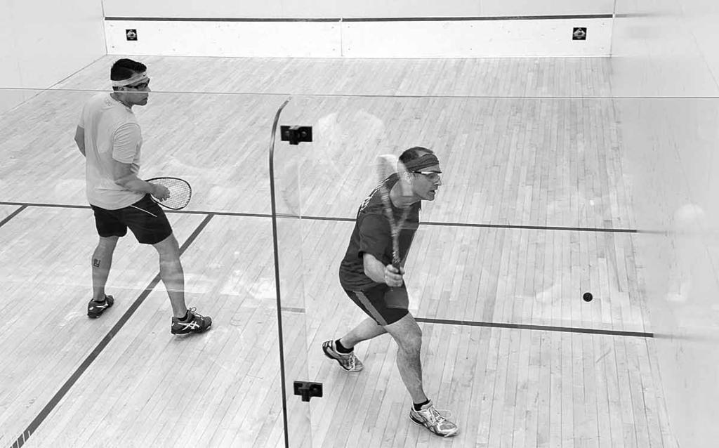 May 28, 2018 TRIDENT Sports 19 Team Atlantic gets good results at CAF Squash Nationals By Ryan Melanson, Trident Staff Five CFB Halifax members travelled with Team Atlantic to the 2018 CAF National