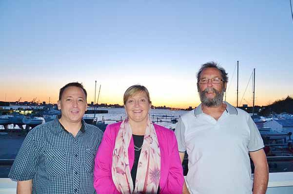 22 TRIDENT Sports May 28, 2018 Shearwater Yacht Club sets sail for the summer By LCdr Patrice Deschenes, Shearwater Yacht Club Commodore Metro s friendliest sailing club, The Shearwater Yacht Club