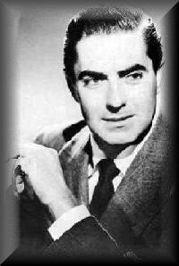 Page 11 of 13 Tyrone Power (an established movie star when Pearl Harbor was bombed)