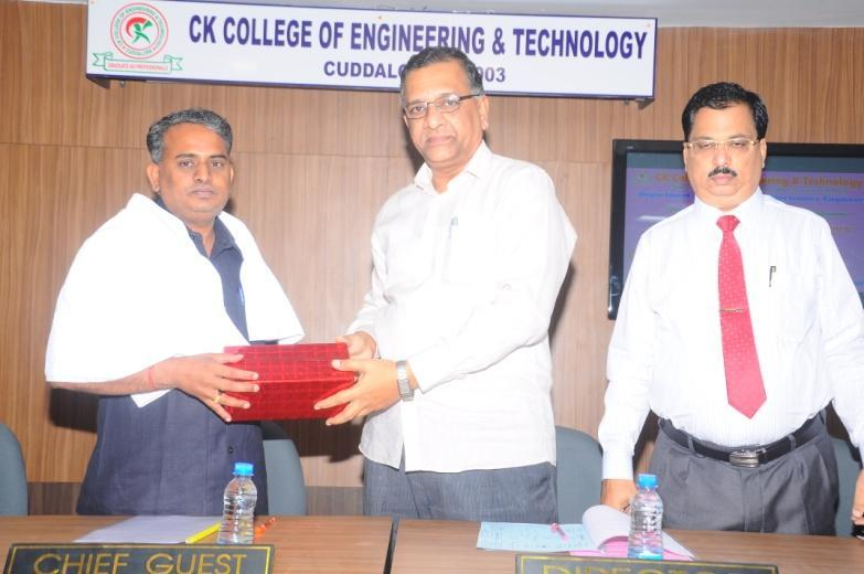 Baskaran, Professor / Head, Department of EEE, Adhiparasakthi engineering college, Melmaruvathur.