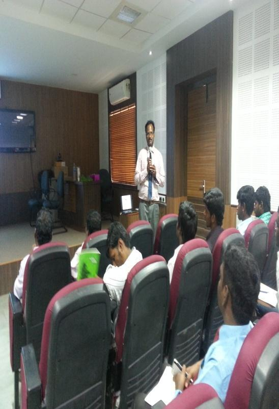 . EGNITES 15 PLACEMENT ACTIVIES: Our students attended Placement