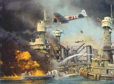Japan seeks a Pacific Empire After Pearl Harbor the Japanese had planned a series of strikes at the United States in the Pacific.