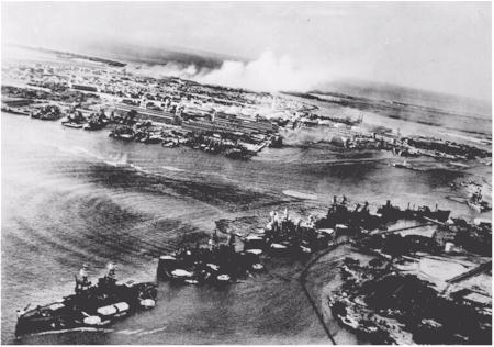 A Date Which Will Live In Infamy 12/7/41 surprise strike at Pearl Harbor Bold