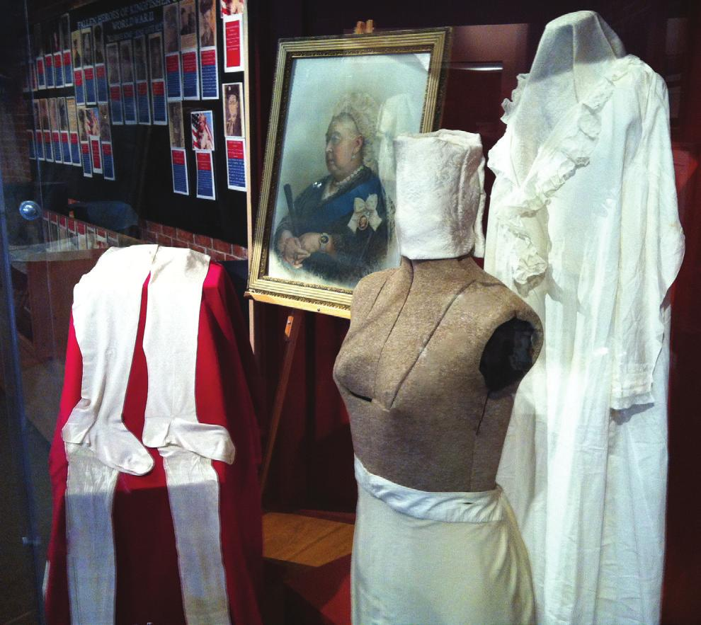 Additional items of interest include ceremonial state robes and coronets, signed state and military documents, royal family personal correspondence, portraits, commemoratives, and letters written by