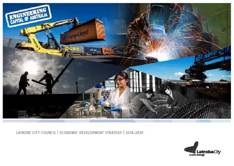 LATROBE CITY COUNCIL Latrobe City Council Engineers Australia Partnership Latrobe City Council has partnered with Engineers Australia to promote the region as the Engineering Capital of Australia.