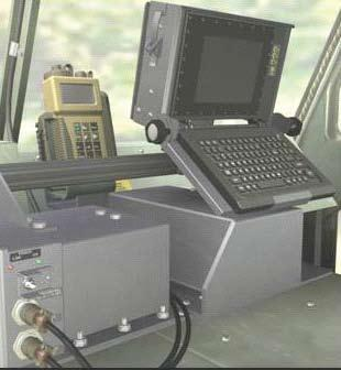 The Mobile Tracking System is one of a number of logistics enablers being introduced in divisions and BCTs. XOs or deputy brigade commanders in DS logistics.