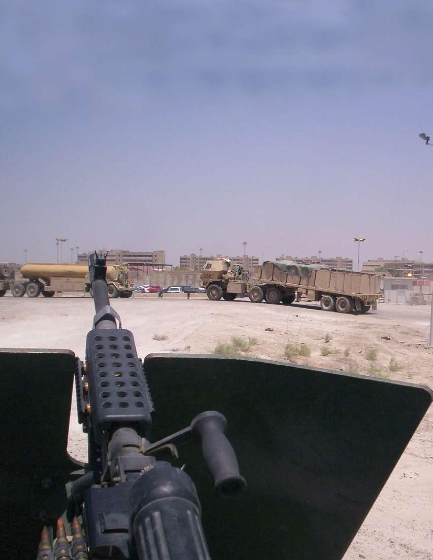 Modular BSBs in Operation Iraqi Freedom by Major Thomas J.