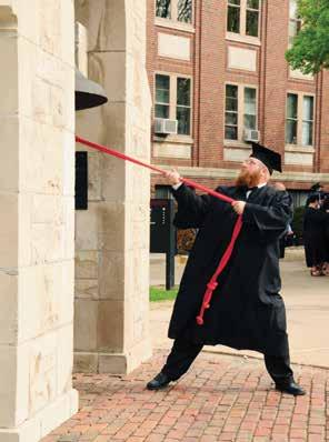 Not for everyone, but Jefferson adapts with 22-year plan A funny thing happened to Tim Jefferson 96 between entering Coe in the fall of 1992 and receiving his diploma at Commencement on May 11.