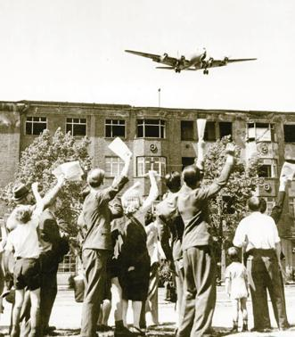 Cold War Confrontations Soviets blockaded Berlin in 1948-49, but a U.S. airlift of supplies saved the city without a fight.