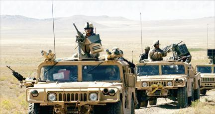 Afghanistan After the 2001 attacks, U.S. forces toppled the Taliban regime in Afghanistan.