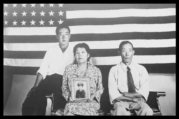 The American People in Wartime The Internment of Japanese Americans Ethnic Distinctions Blurred Anti-Japanese Prejudice Relocation Centers -1942