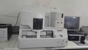 Polokwane Laboratory In this Provincial Tertiary Laboratory, service delivery in haematology was improved through the installation of a second haematology analyser.