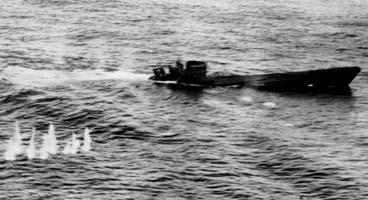 In the first seven months of 1942, German U-boats sank 681 Allied ships in the Atlantic Something had to be done or the war at sea