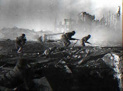 THE EASTERN FRONT & MEDITERRANEAN Battle of Stalingrad was a huge Allied victory Hitler